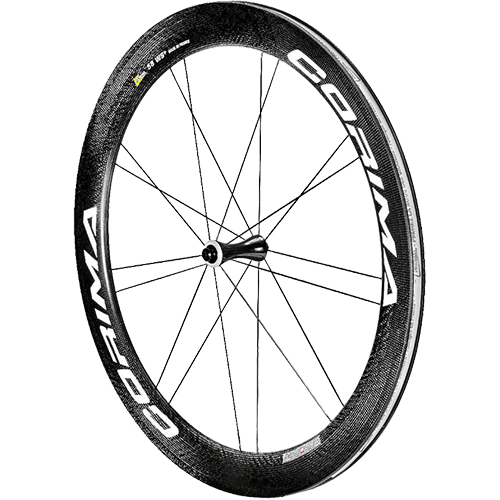 Front 47mm S+ Clincher