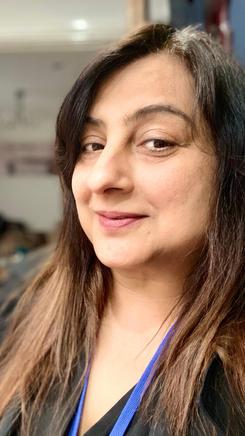 Saira Hasan - Local Coordinator, Hertfordshire