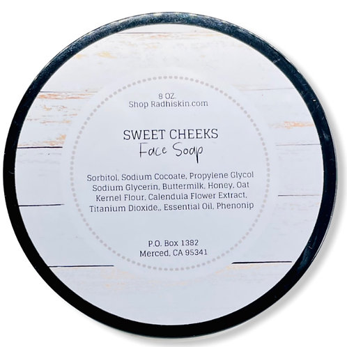 Sweet Cheeks Face Soap