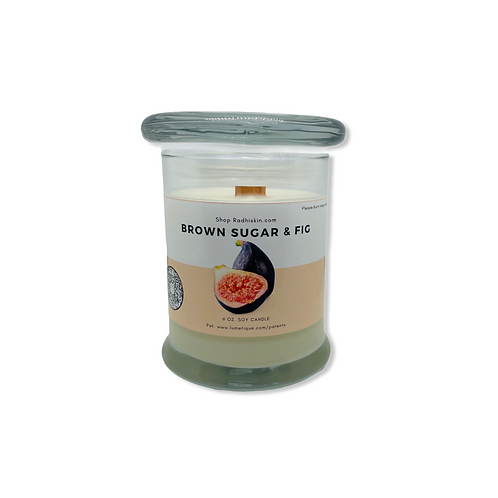 Brown Sugar & Fig 6 OZ Candle
