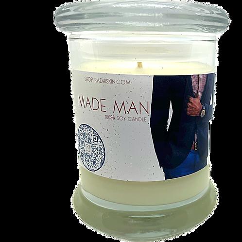 Made Man 9 OZ Candle