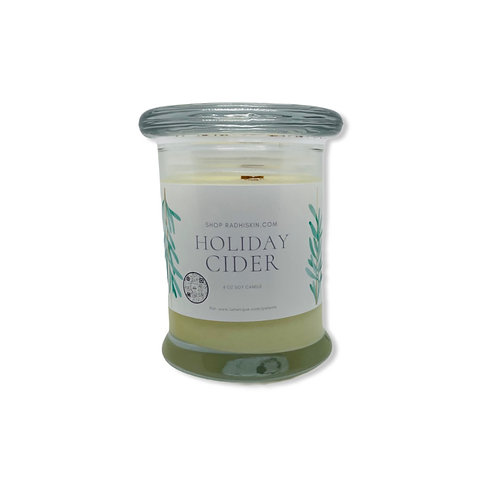 Holiday Cider 6 OZ Candle
