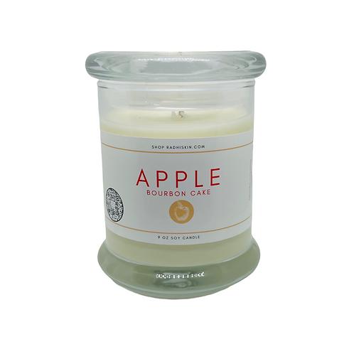 Apple Bourbon Cake 9 OZ Candle