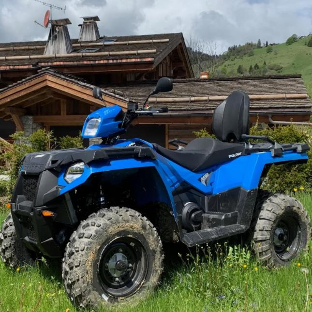 Haute Savoie Quad Megève