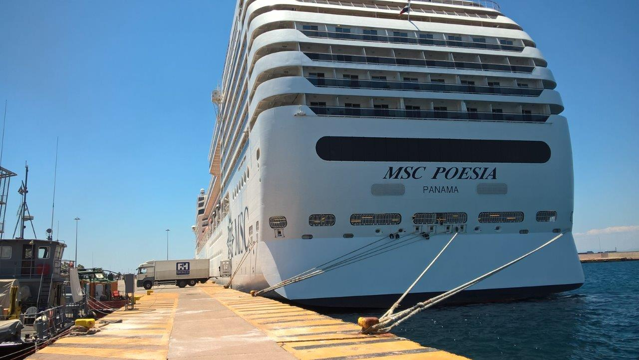 MSC Poesia Valued Client
