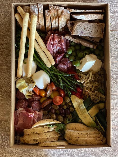 Grande Antipasti Box - Up to 6-8 people