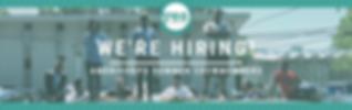 hiring - yes summer crew 2020 home banne