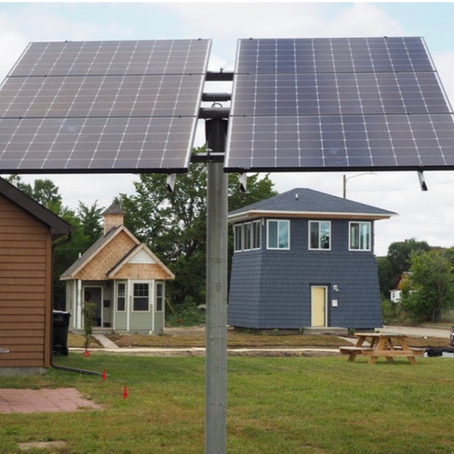 Creating a Climate Resilient Detroit: Through Community Owned Renewable Energy