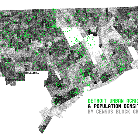 Detroit Food Insecurity