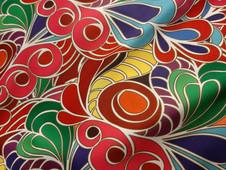 Colored Swirls
