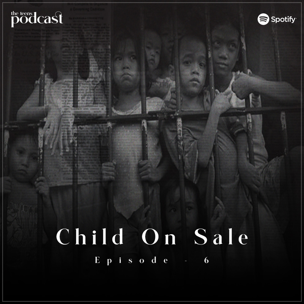 Child On Sale - The story of Child Trafficking In India