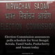 Election Commission announces  polls schedule 5 states.