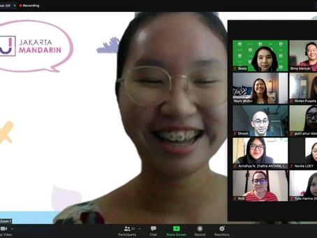 Media Relations di Era Pandemi: Belajar Bahasa Mandarin