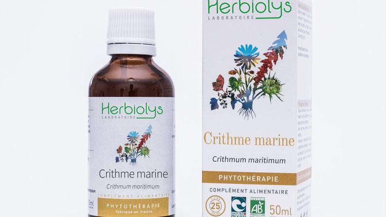 CRITHME MARINE bio