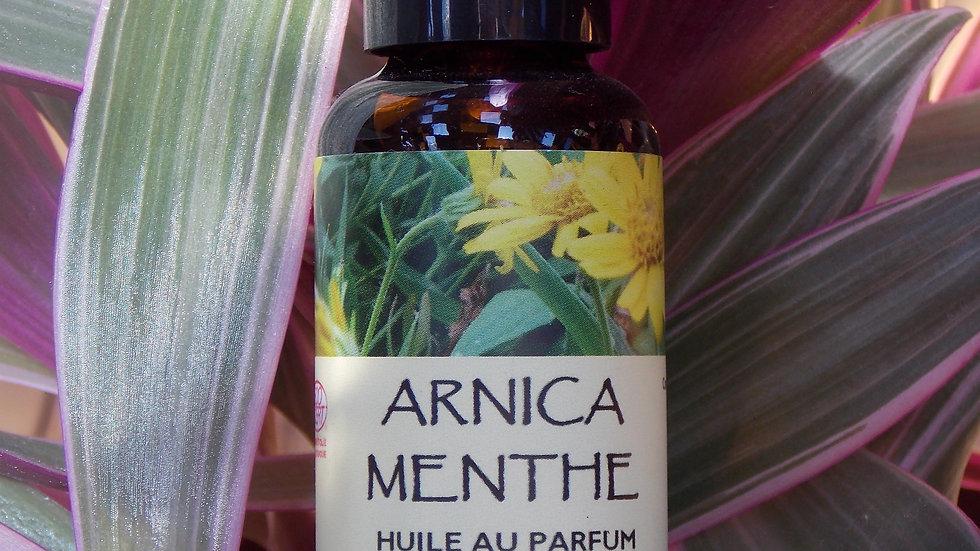 MACERAT HUILEUX ARNICA MENTHE 30 ml