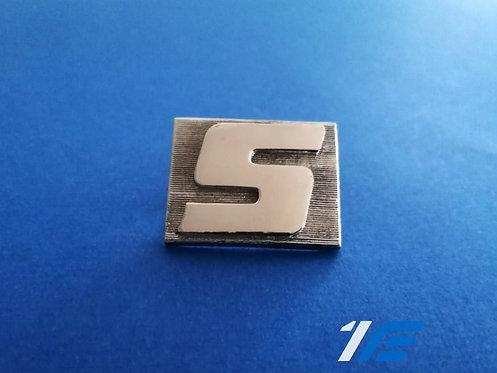 """Sigle d'aile """"S"""" Alpine A110"""