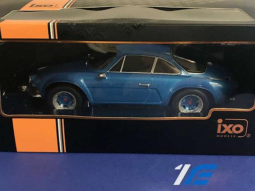 Alpine A110 1973 IXO Models 1:18
