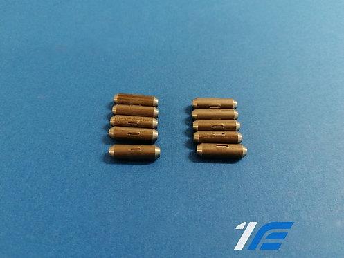Set de 10 goupilles canelées moteur K4
