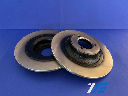Paire disques de frein AV/AR (petits freins) Alpine A110