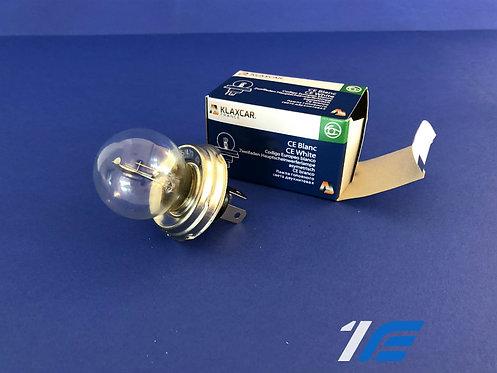 Ampoule blanche phare code EU 45/40w Alpine A110
