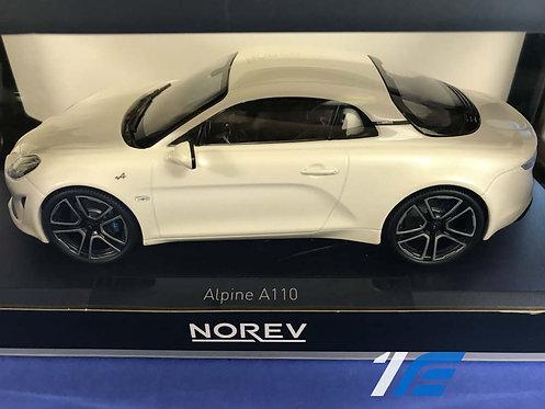 Alpine A110 Premiere Edition Norev 1:18