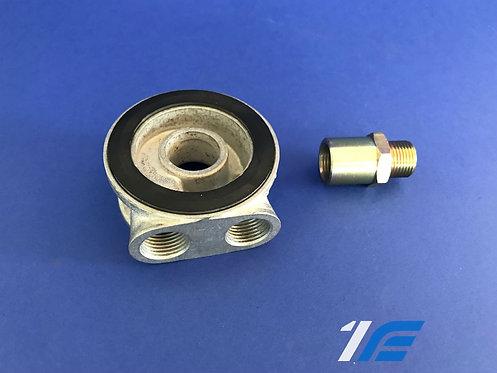 Platine filtre à huile montage radiateur Alpine A110