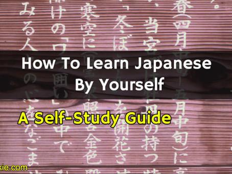 My tips on studying Japanese language