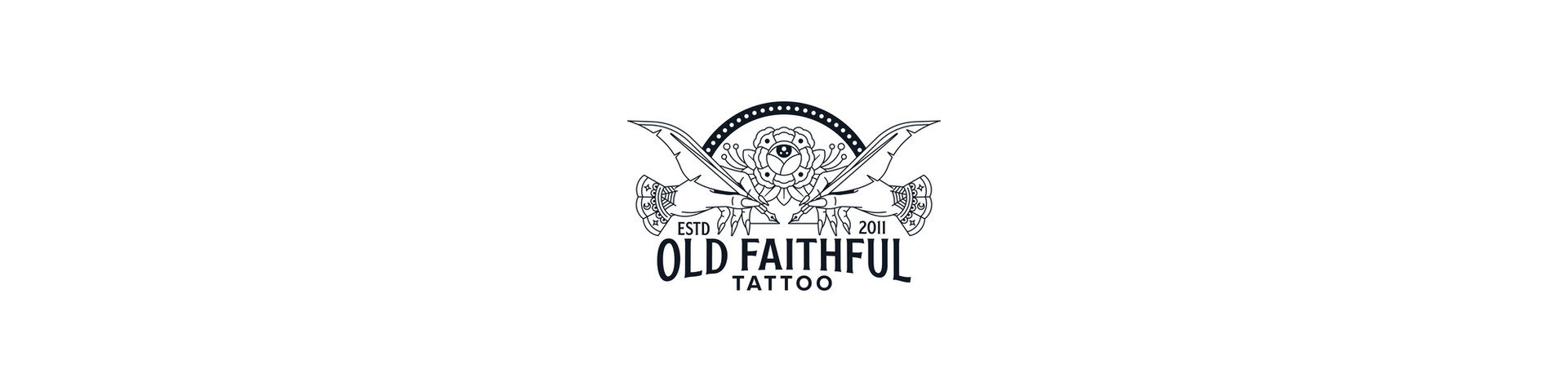 Old Faithful Tattoo - Final_Quill Hands