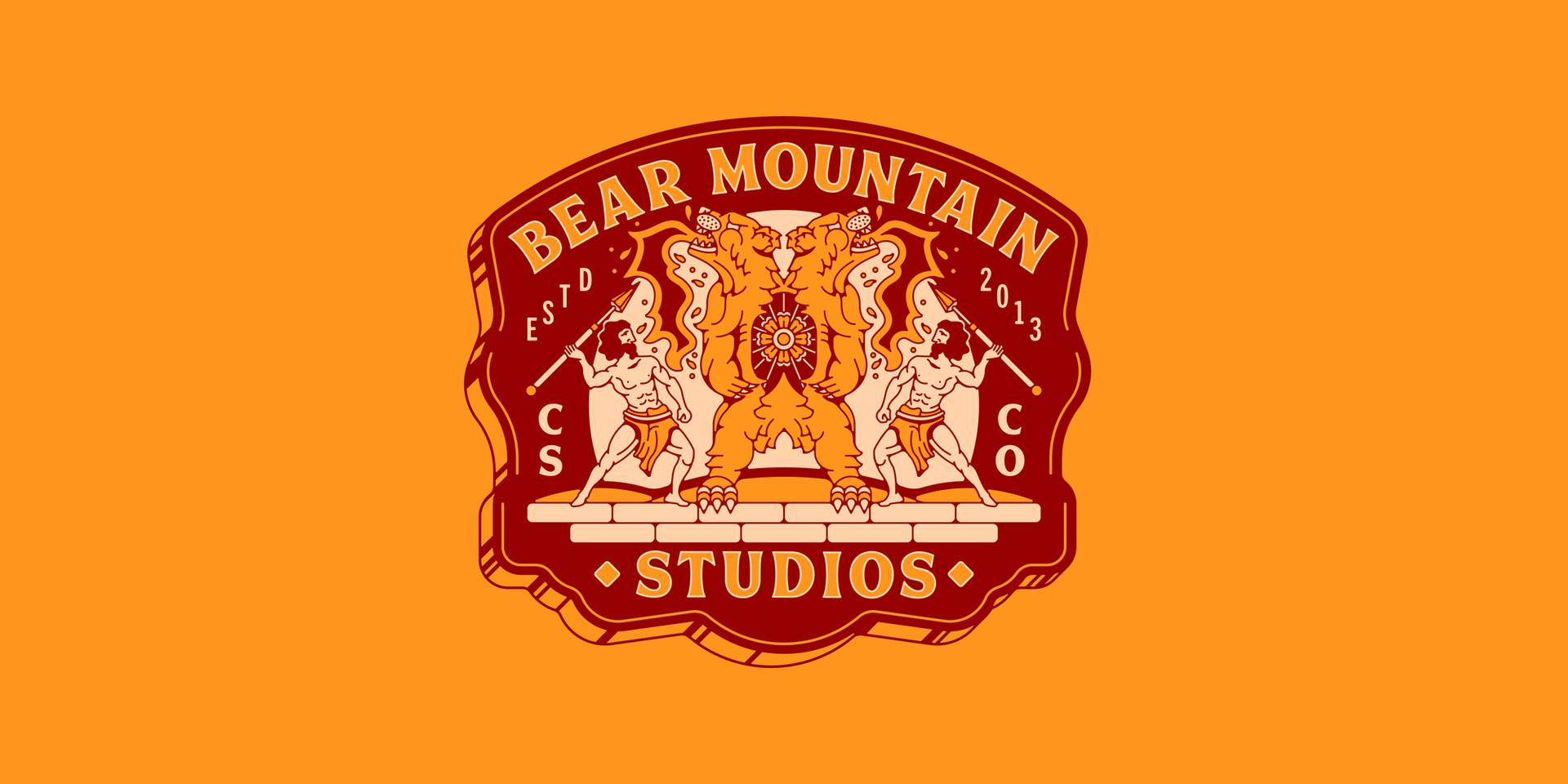 Bear Mountain Branding - Final - Red & G