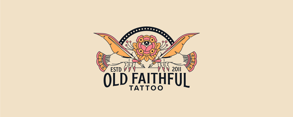 OLD FAITHFUL TATTOO