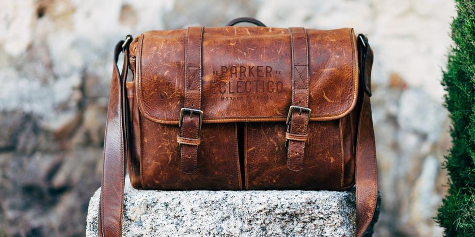 Parker Eclectico - Mock Up - Bag - Websi