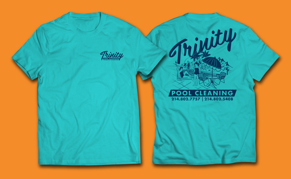 TRINITY POOL CLEANING