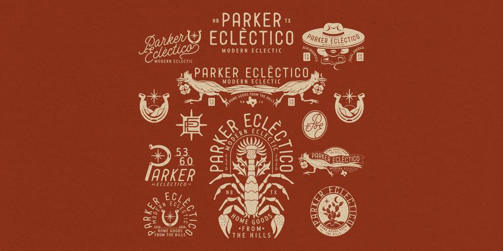 Parker Eclectico - Branding - Share- Dri