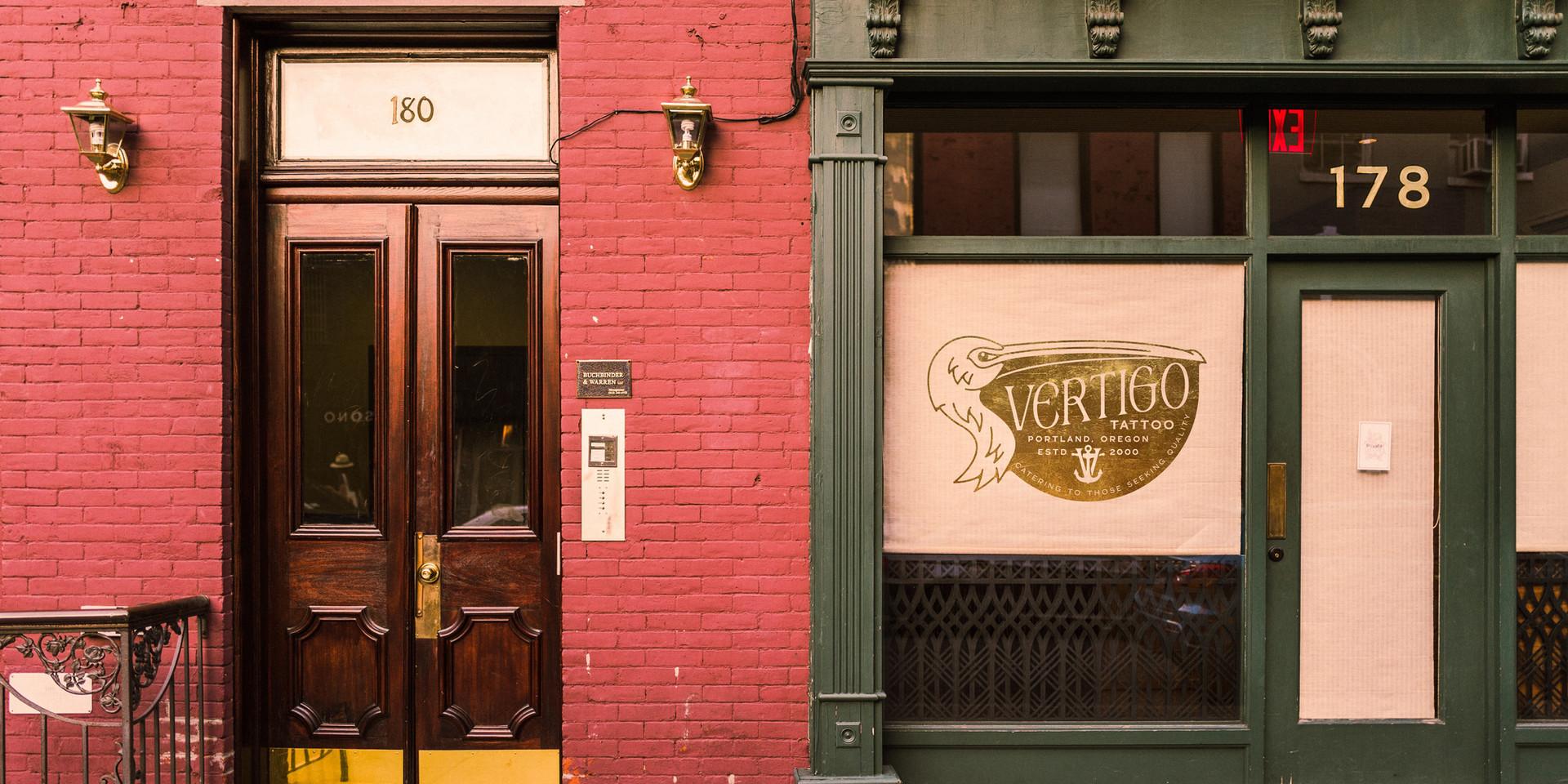 Vertigo Tattoo - Mock Up - Storefront.jp