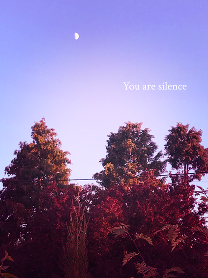 You Are Silence