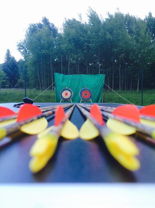 Bogenschießen - Feste & Feiern