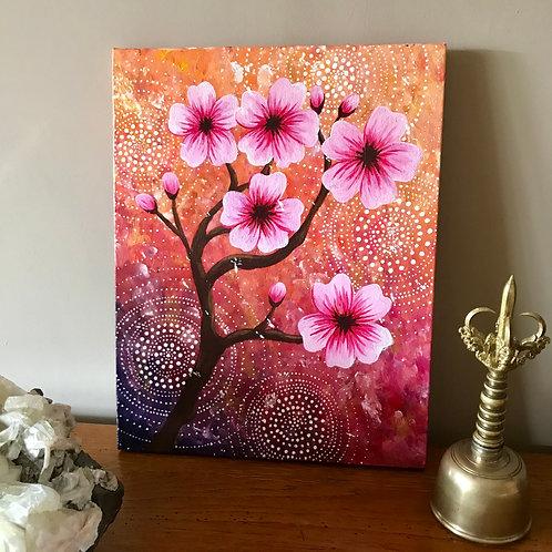 Oriental Aboriginal Blossom