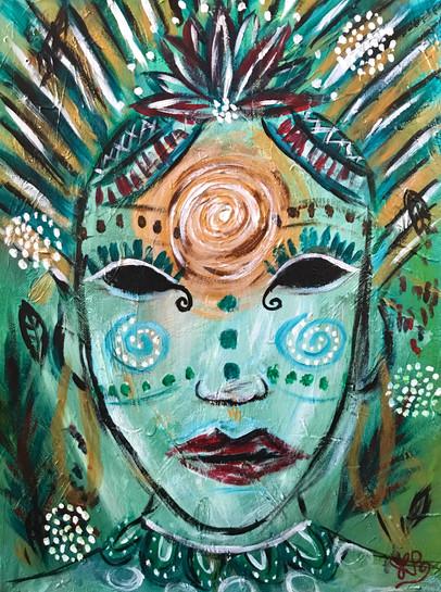 Priestess Of Divine Nature