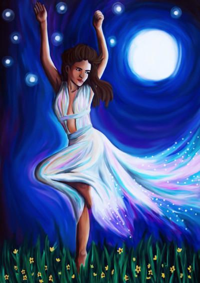 Ecstatic Moon Dance