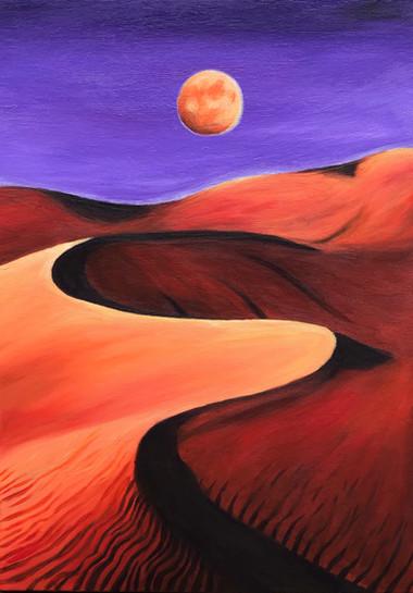 Desert Of Dreams