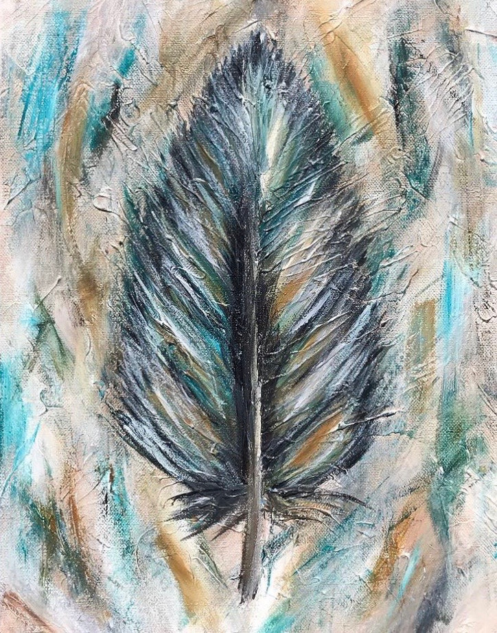 Stone Feather