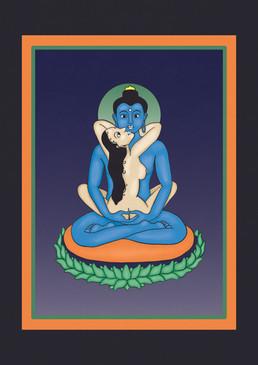 Tantric Buddha