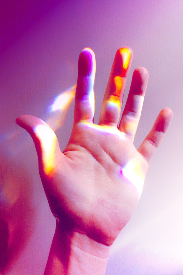 Touching The Veil Of A New Reality