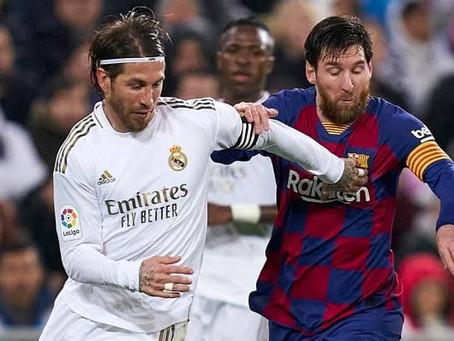 Top-10 Barcelona x Real Madrid