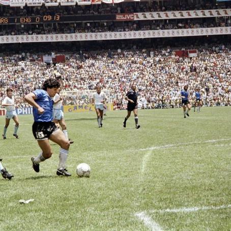 Maradona: O mais humano dos heróis