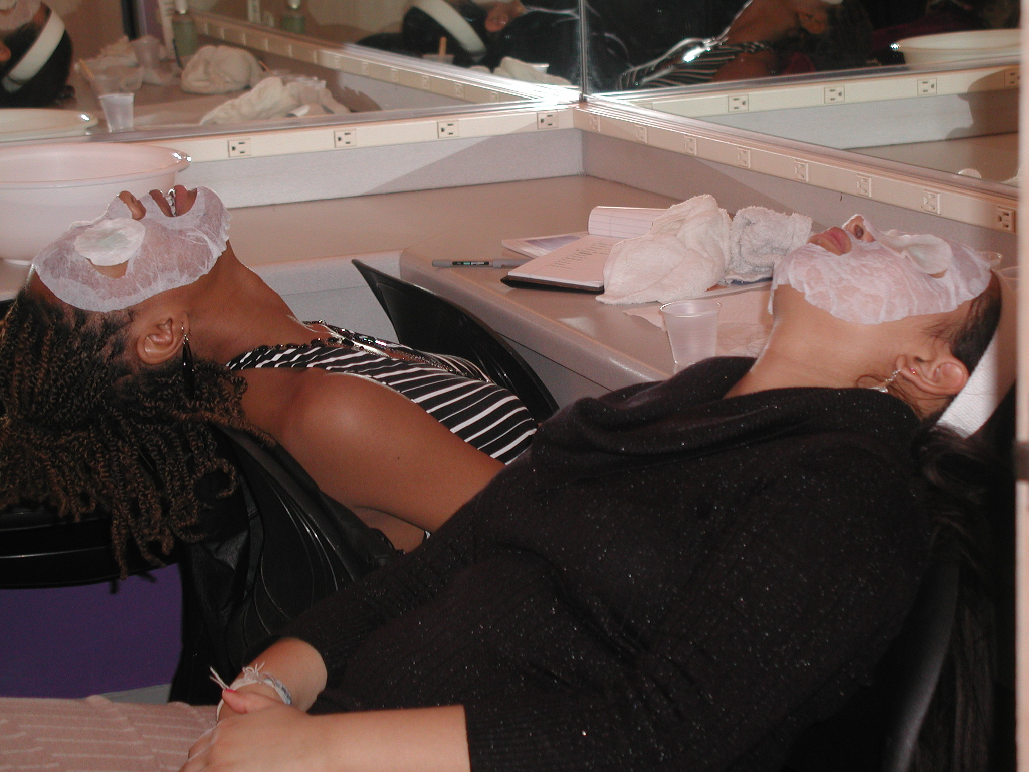 Office Pamper Party