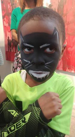 Ebony Panther