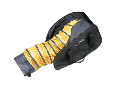 Allegro Polyester Storage Bag With Double Zipper, Reinforced Carry