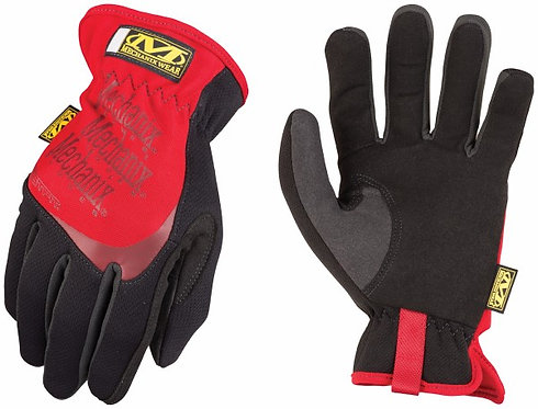 Mechanix Wear Small Black And Red