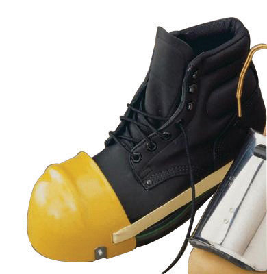 "Osborn Women's PRO-TEK-TO  Yellow 2"" Plastic Shoe Cap"
